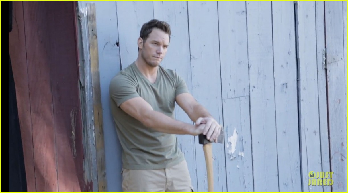 chris pratt buff on mens fitness cover 013146585