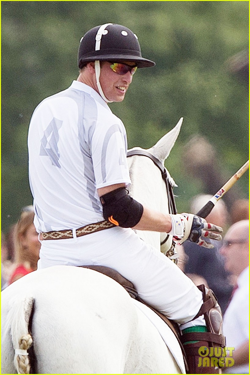 prince william harry audi polo challenge day two 013126022