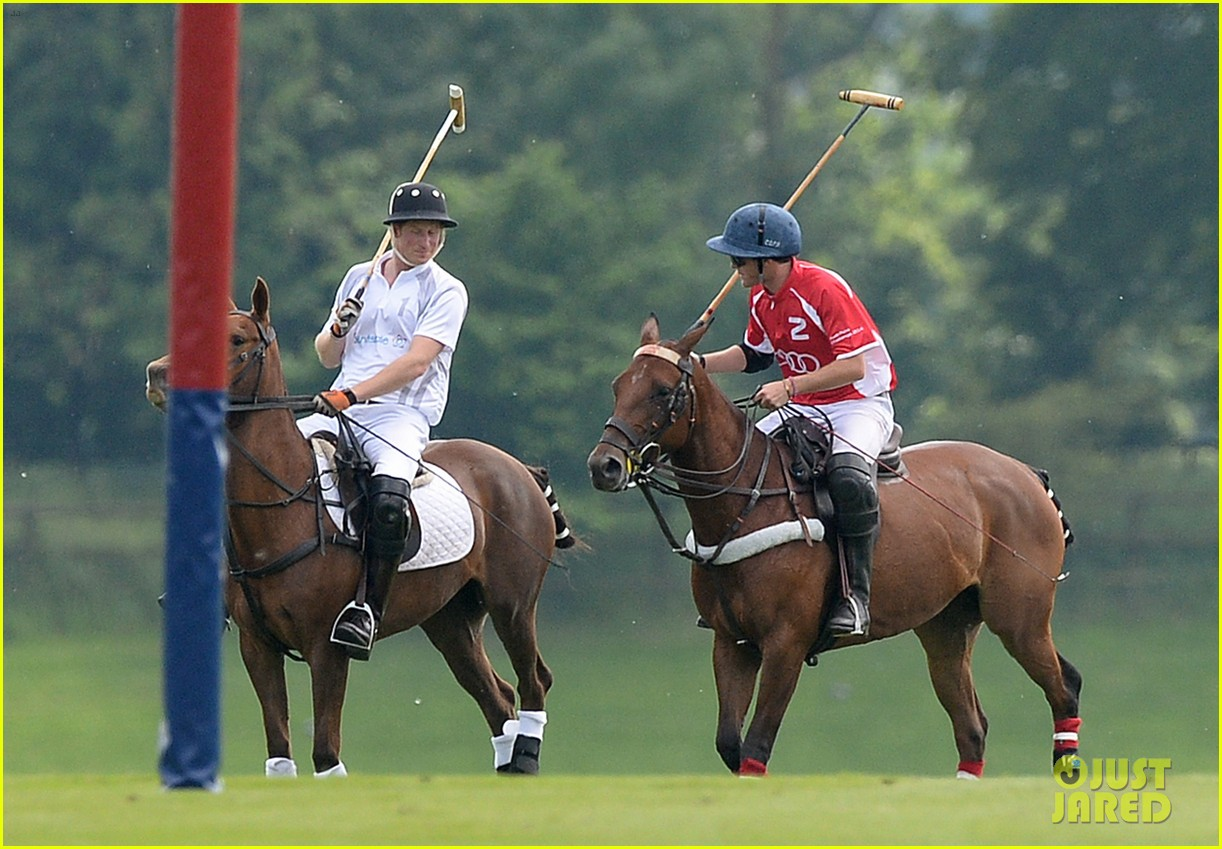 prince william harry audi polo challenge day two 123126033