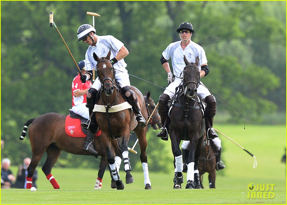 prince william harry audi polo challenge day two 143126035