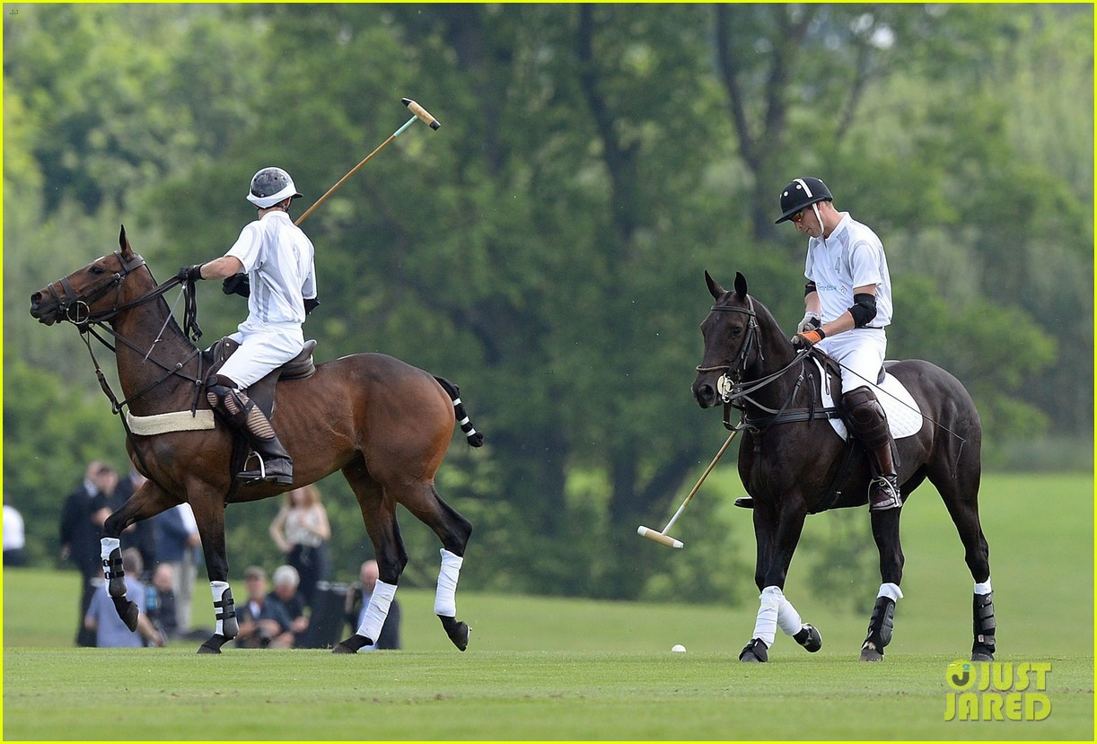 prince william harry audi polo challenge day two 153126036
