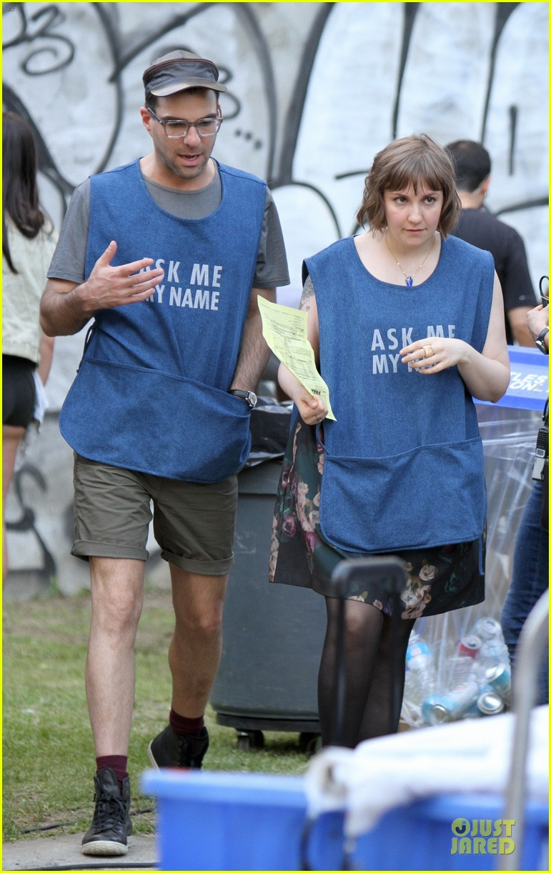 zachary quinto lena dunham ask for their name 03