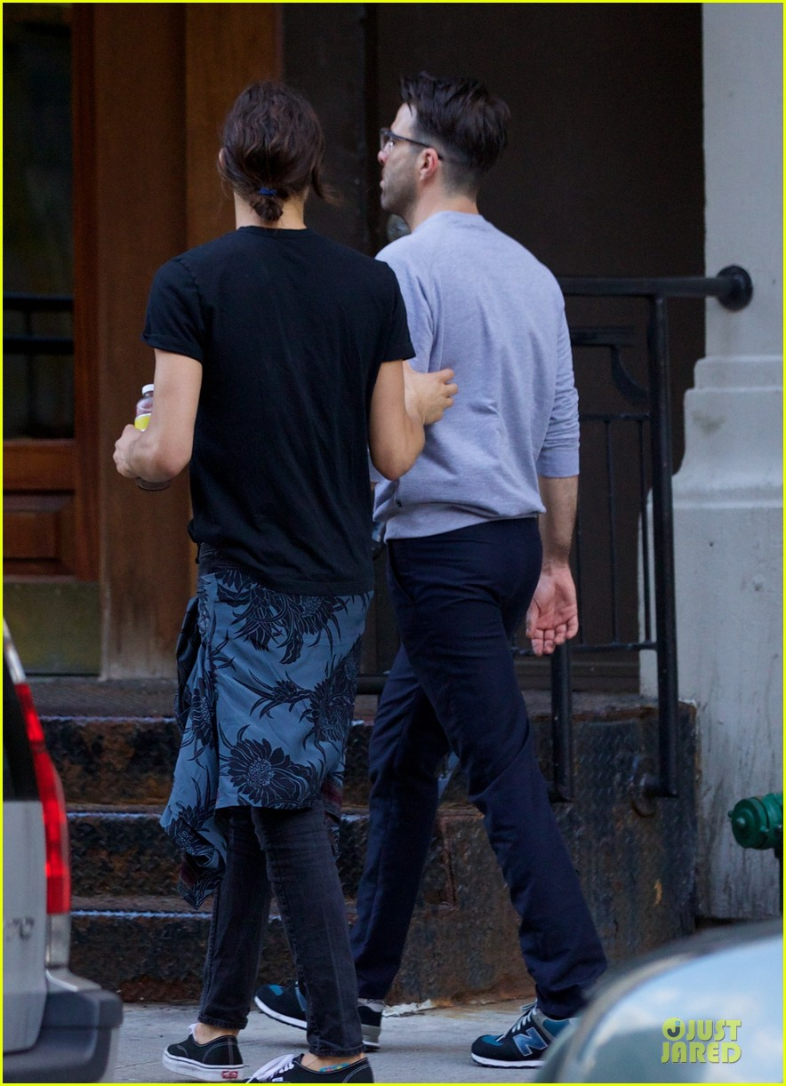 zachary quinto miles mcmillan going strong in nyc 053130187
