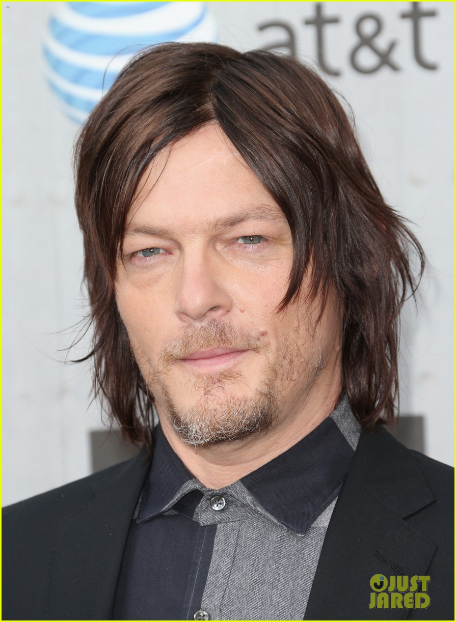 norman reedus lauren cohan guys choice awards 2014 053130825