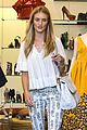 rosie huntington whiteley shops decades after rock n roll weekend 02