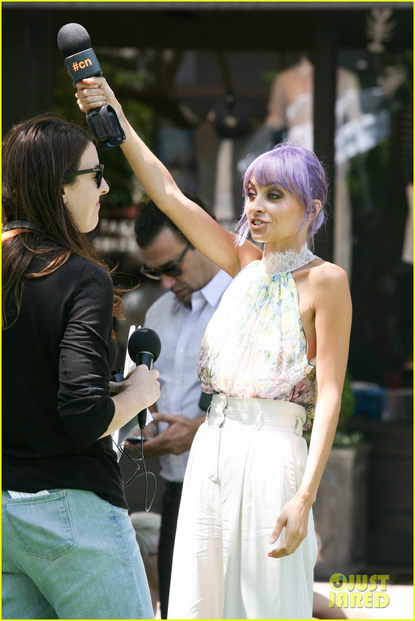 nicole richie candidly nicole the grove 093140291