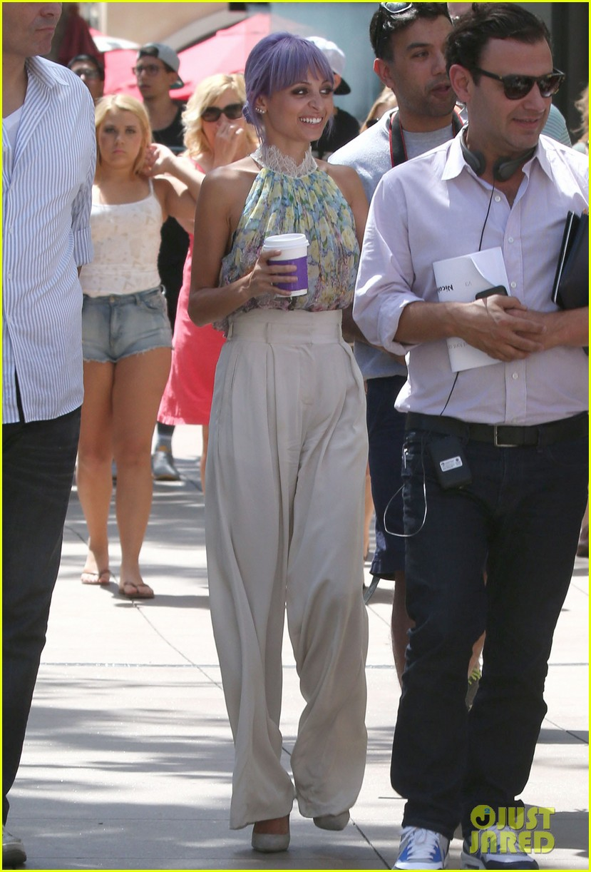 nicole richie candidly nicole the grove 243140306