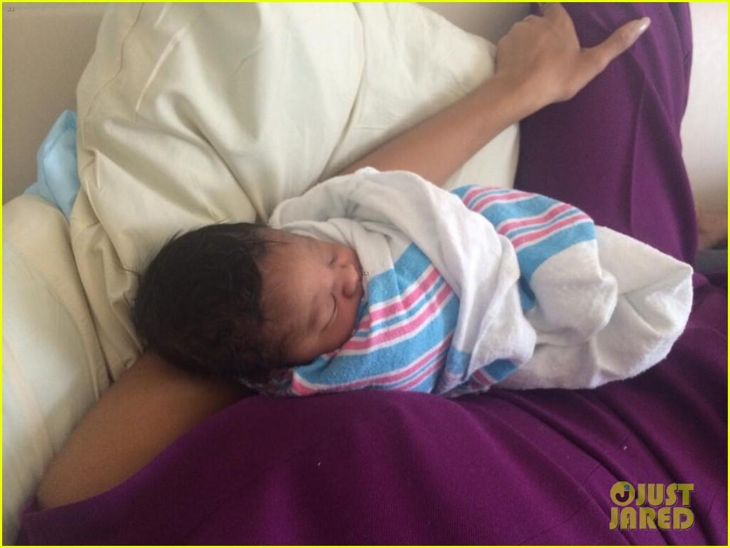 rihanna cutest pics baby niece 173138146