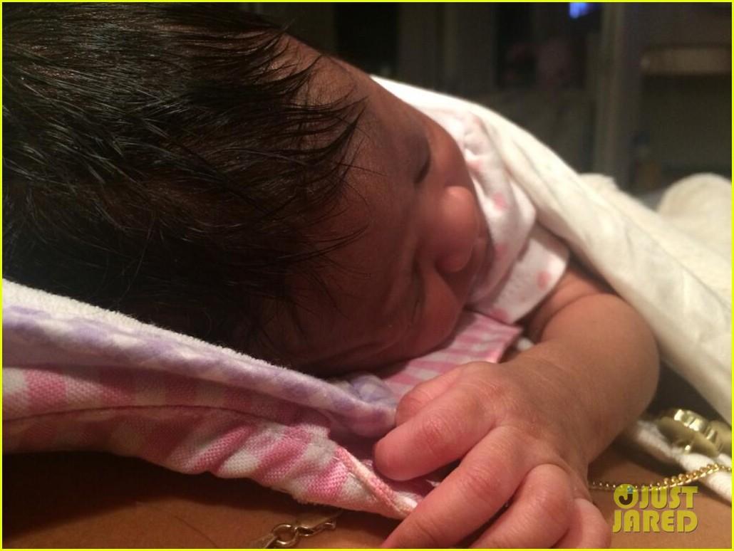 rihanna cutest pics baby niece 293138158
