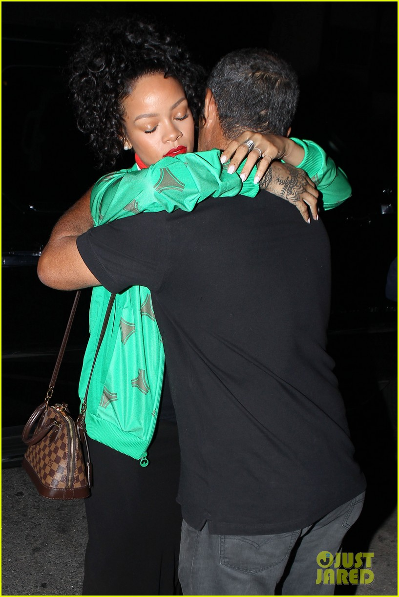 rihanna dinner after skipping the bet awards 023146664