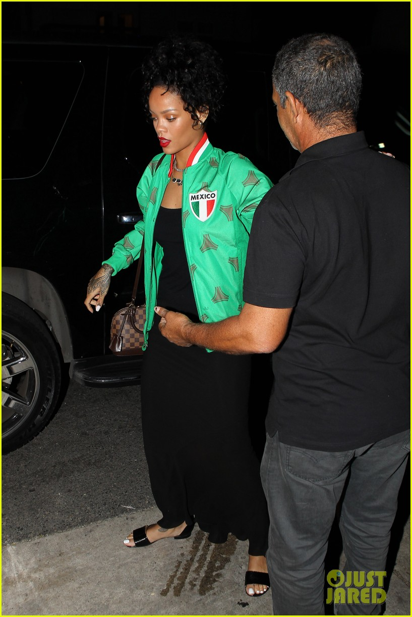 rihanna dinner after skipping the bet awards 283146690