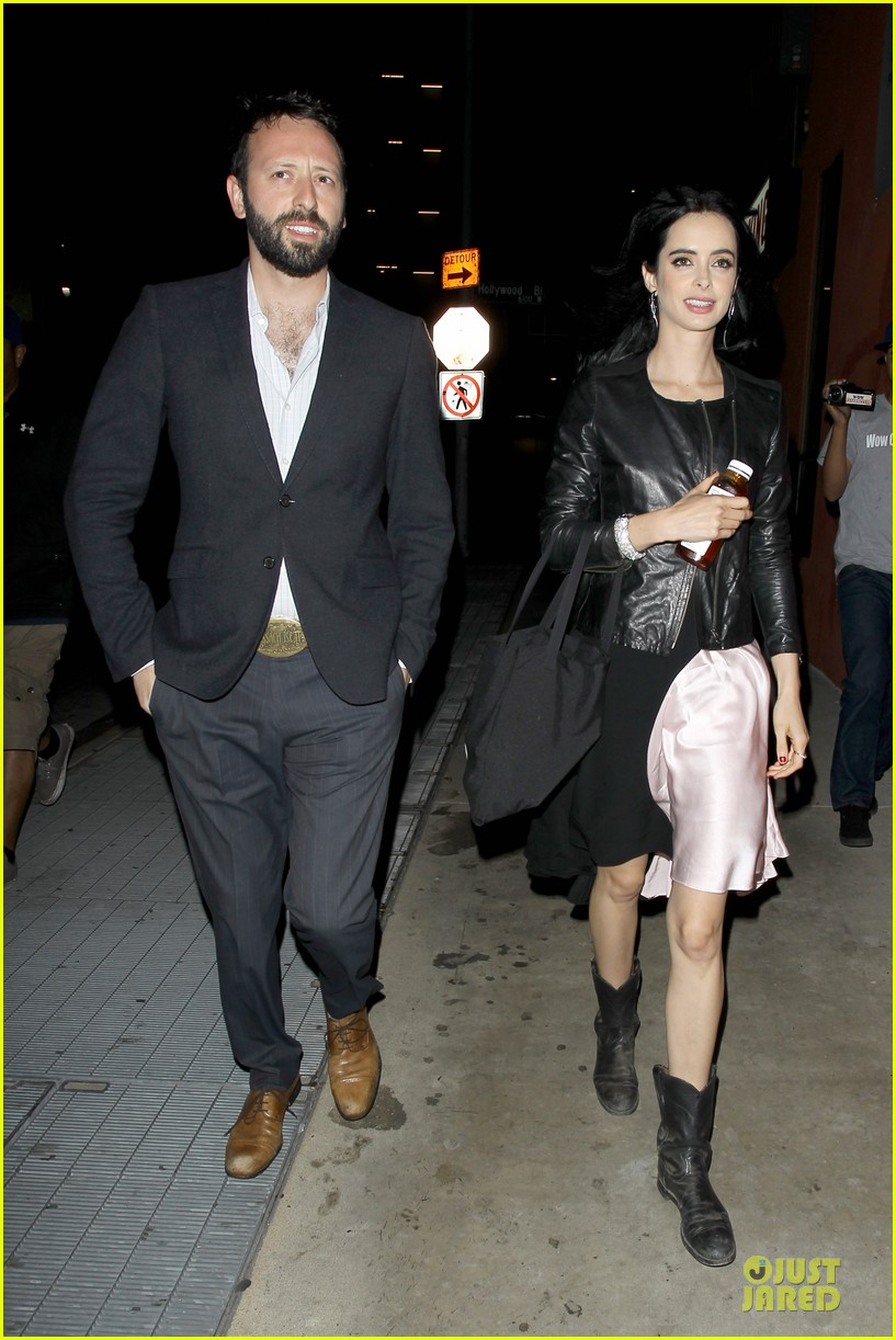 krysten ritter dresses to impress at maxmara party 033133582