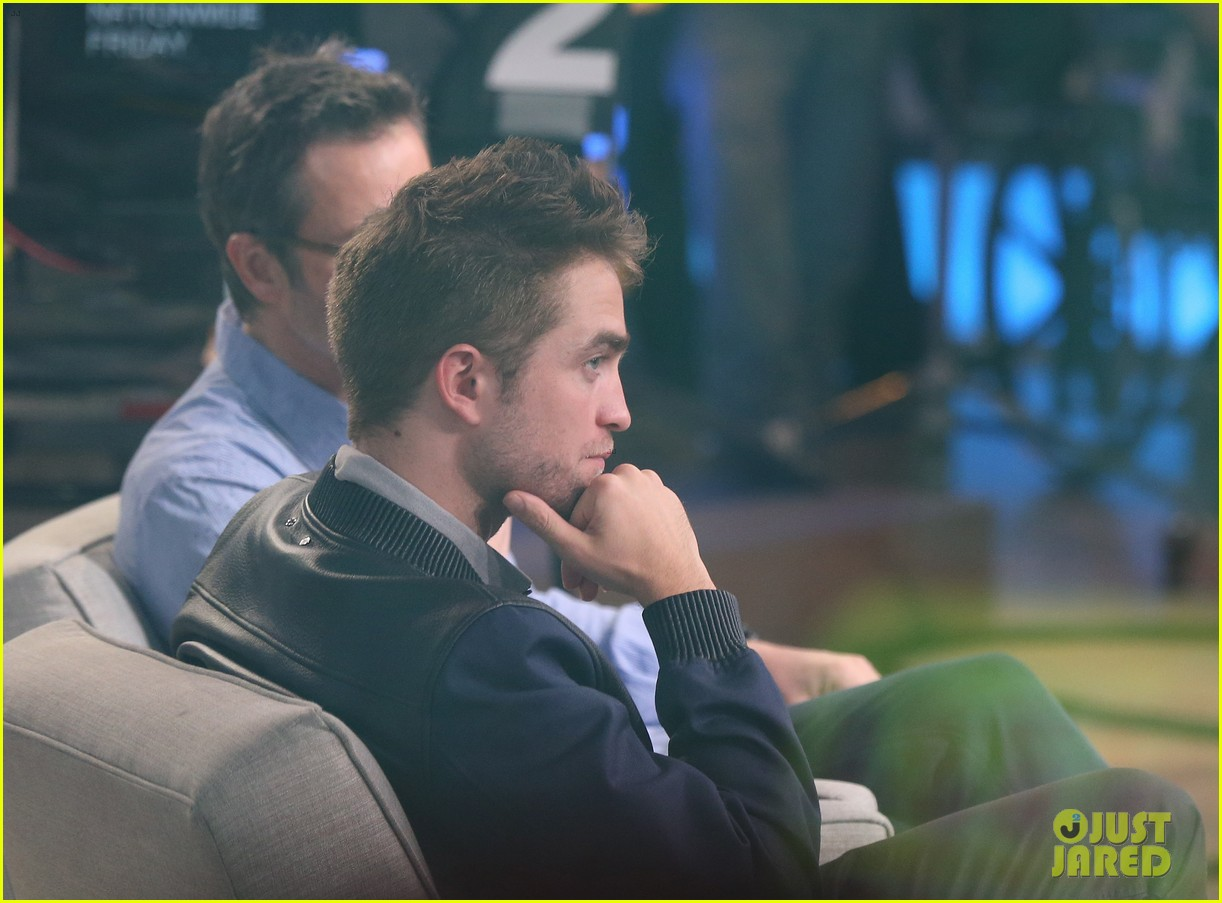 robert pattinson the rover good morning america 163137176