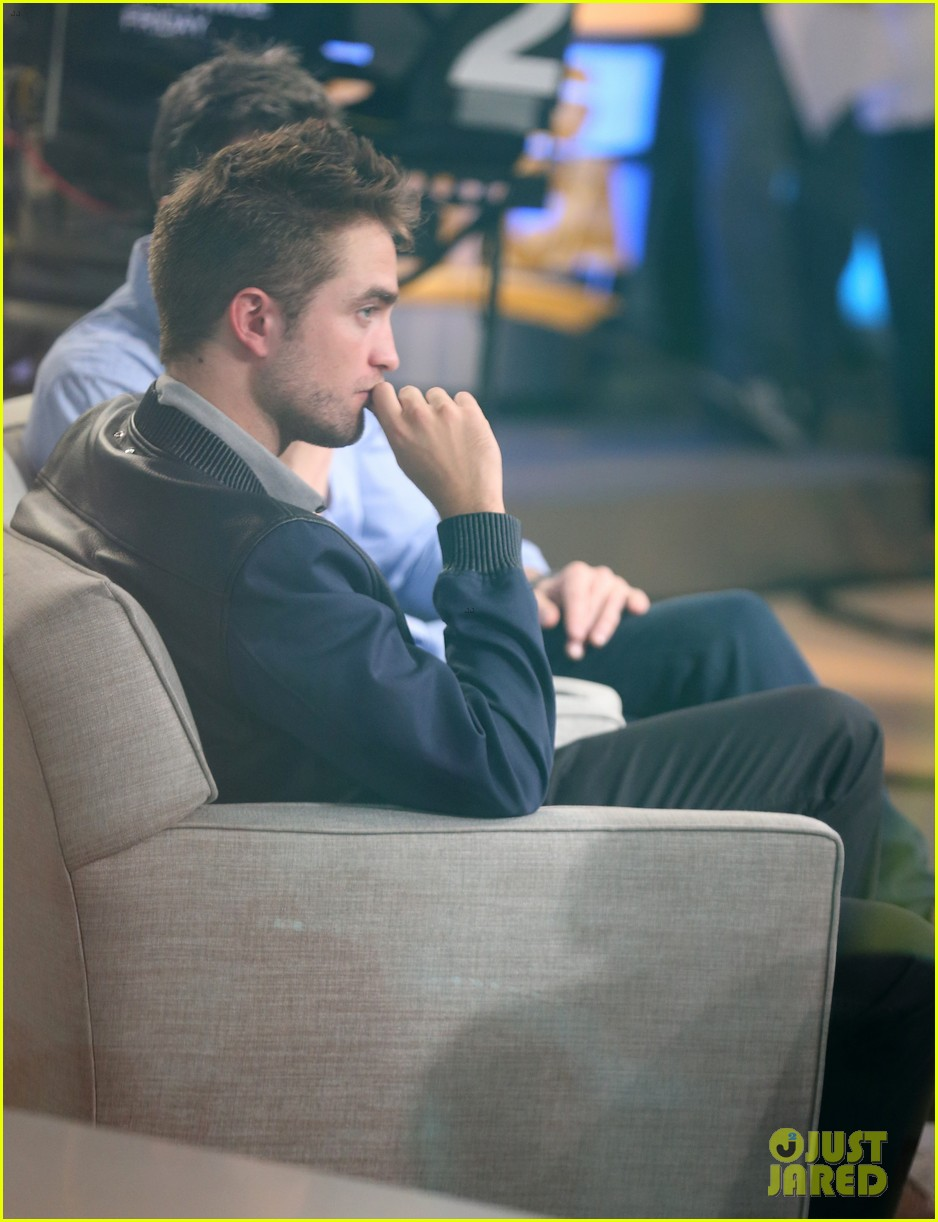 robert pattinson the rover good morning america 173137177