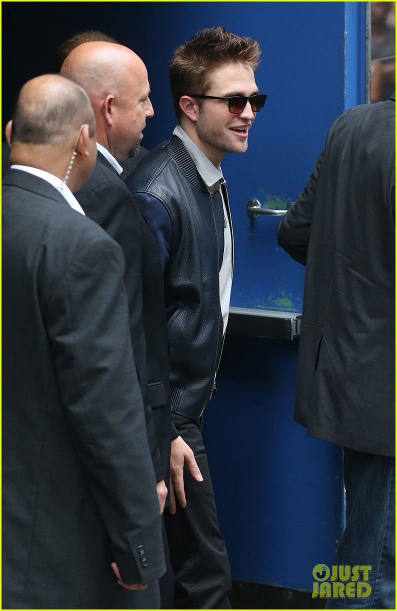 robert pattinson the rover good morning america 213137181