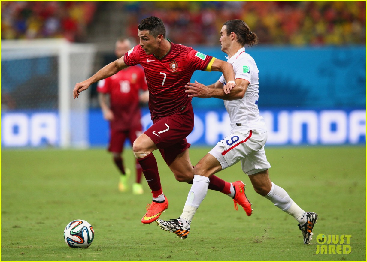 cristiano ronaldo world cup game usa vs portugal 033141567