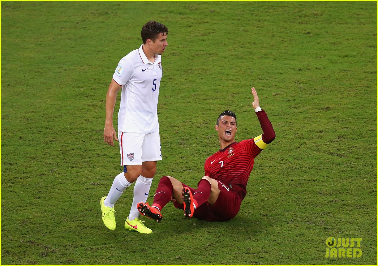 cristiano ronaldo world cup game usa vs portugal 07