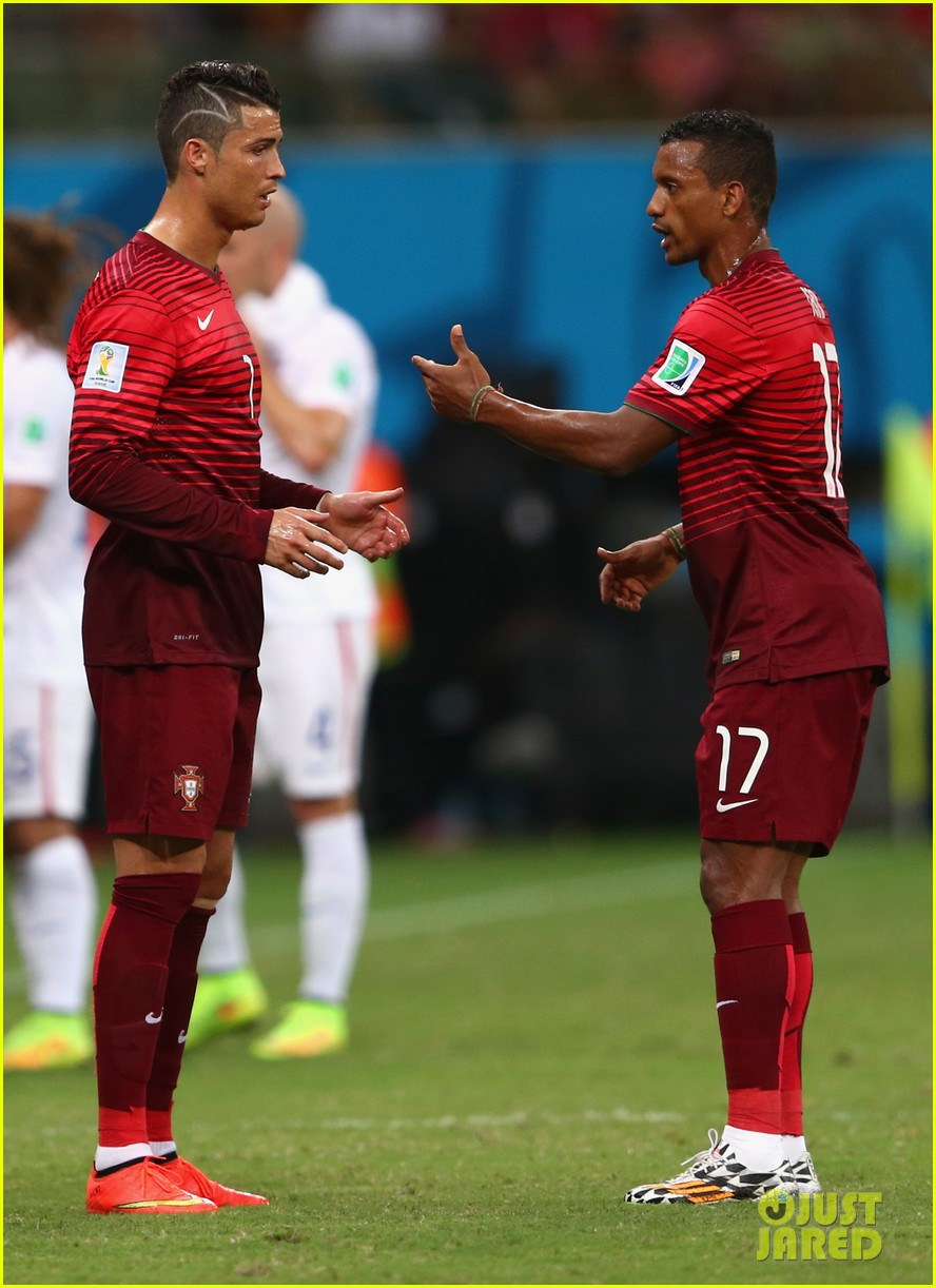 cristiano ronaldo world cup game usa vs portugal 103141574
