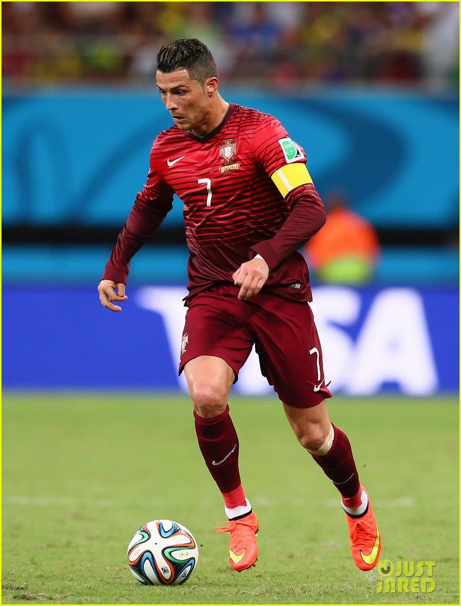 cristiano ronaldo world cup game usa vs portugal 11