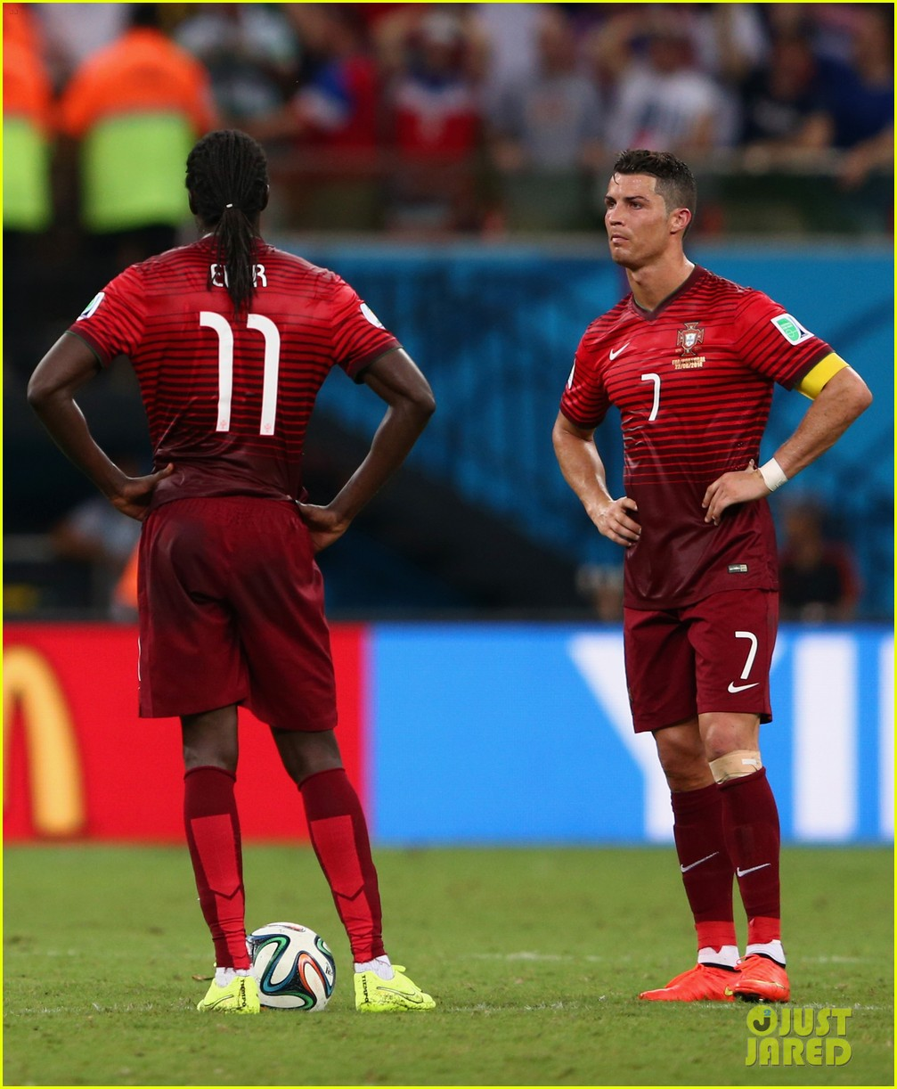 cristiano ronaldo world cup game usa vs portugal 183141582