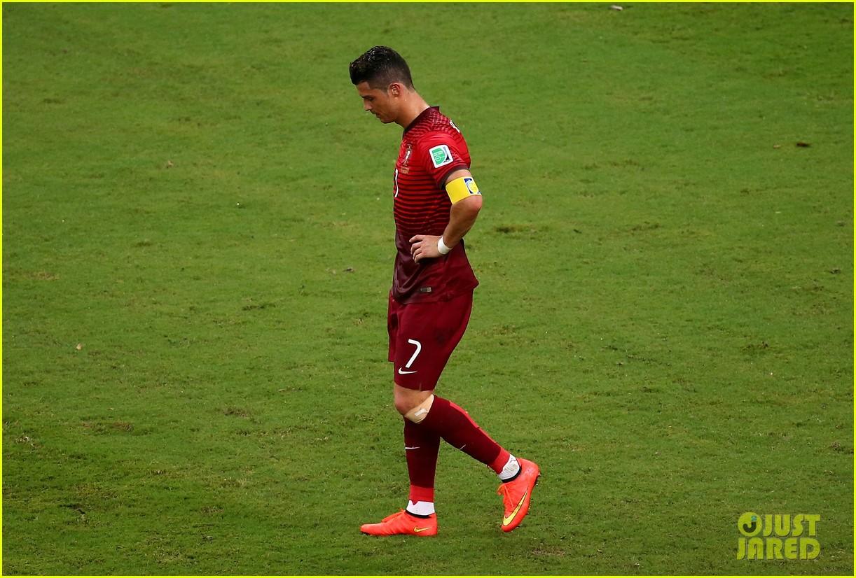 cristiano ronaldo world cup game usa vs portugal 19