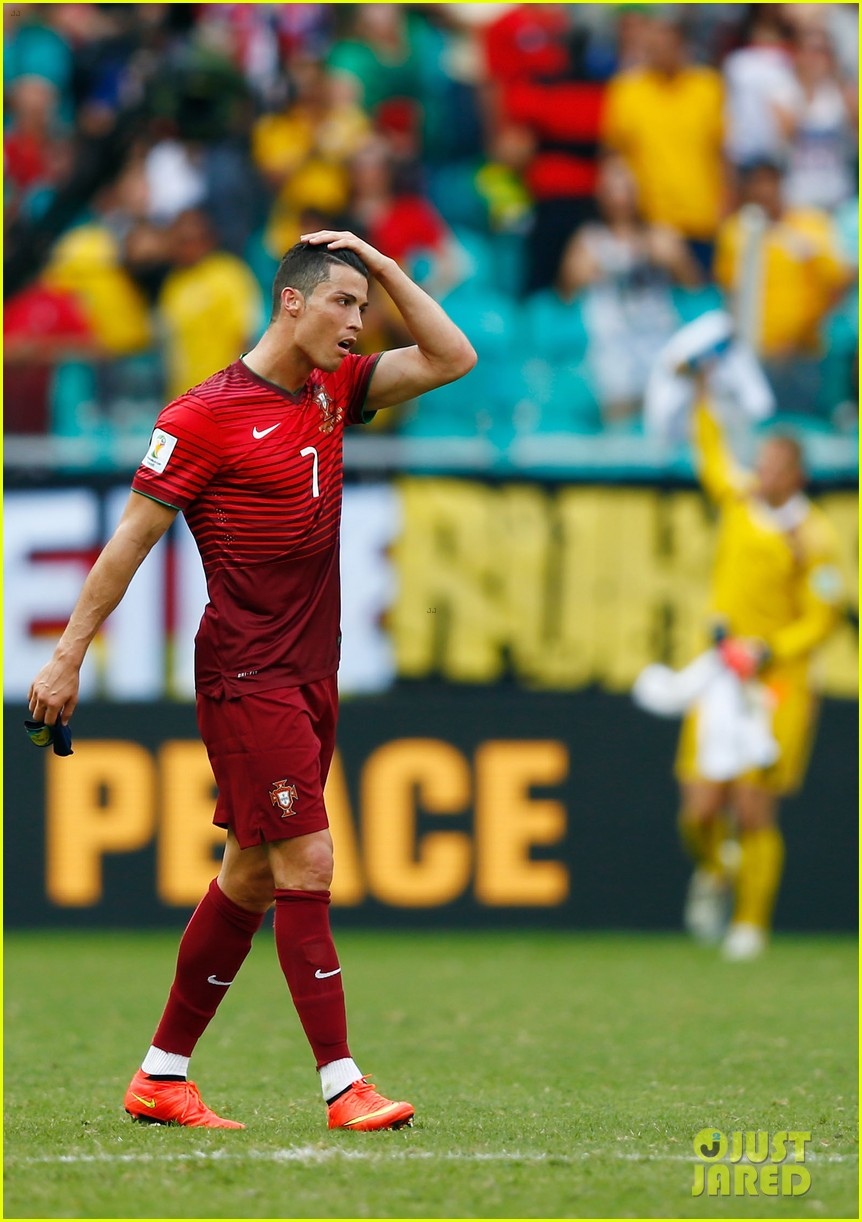 cristiano ronaldo injured world cup 15