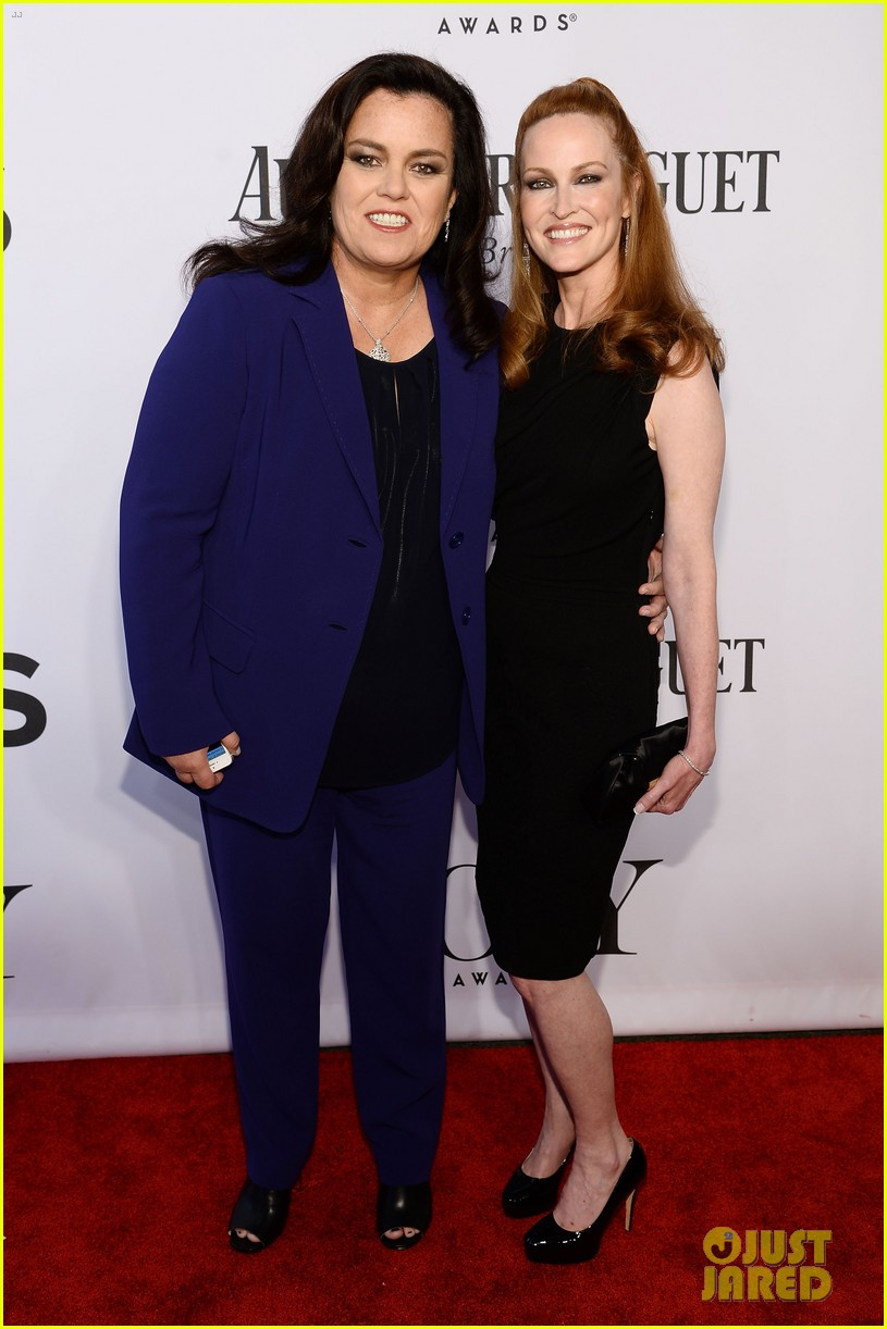 rosie odonnell tony awards 2014 063131290