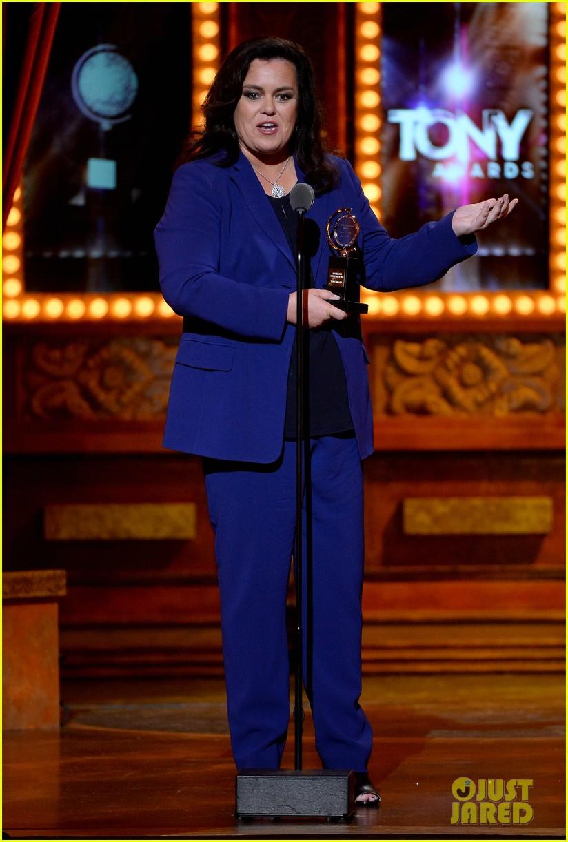 rosie odonnell tony awards 2014 073131291
