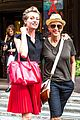ellen degeneres portia de rossi hold hands tracy morgan 01