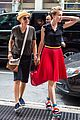 ellen degeneres portia de rossi hold hands tracy morgan 22