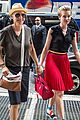 ellen degeneres portia de rossi hold hands tracy morgan 26