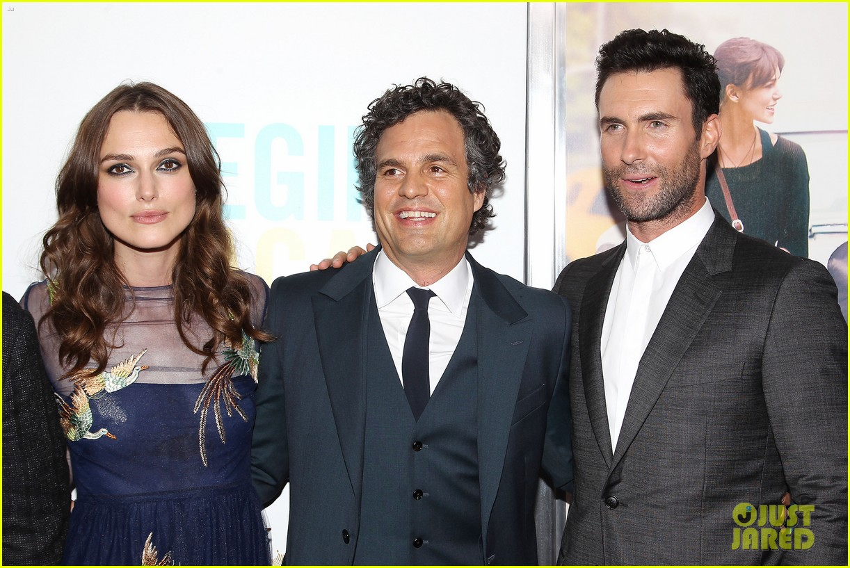 mark ruffalo brie larson begin again premiere 123143511