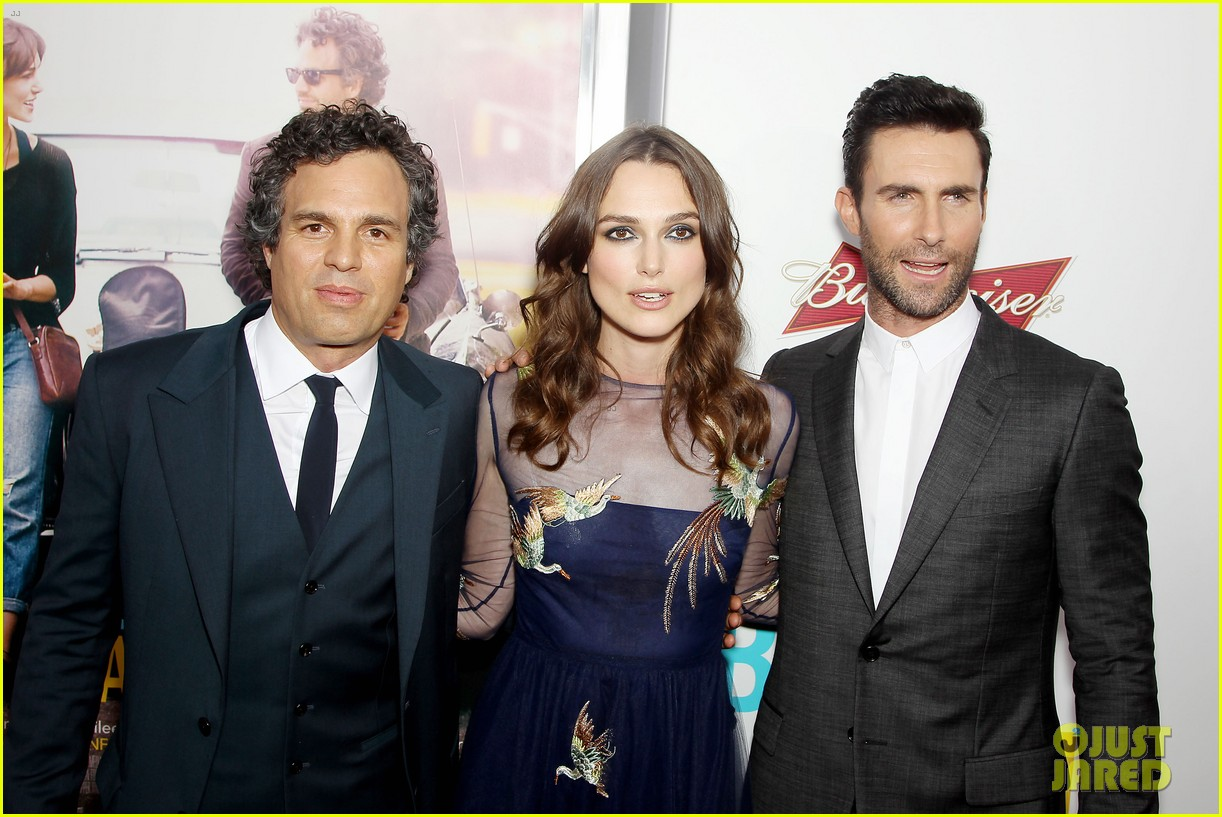 mark ruffalo brie larson begin again premiere 28