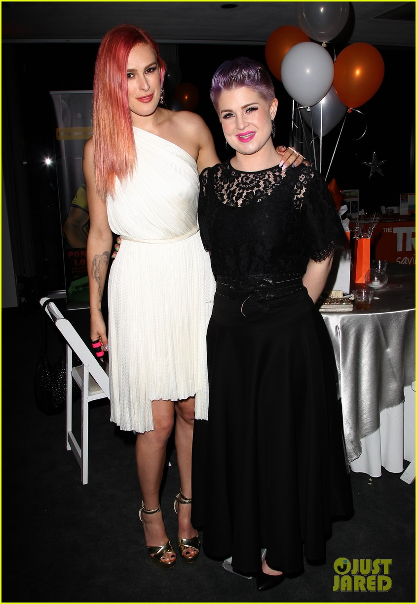 rumer willis performs trevor project prom 2014 153125828