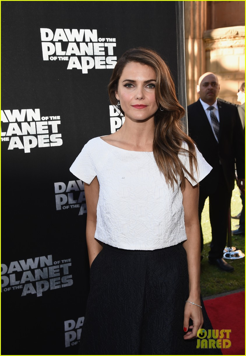 keri russell gets glam for dawn of the planet of the apes 173144610