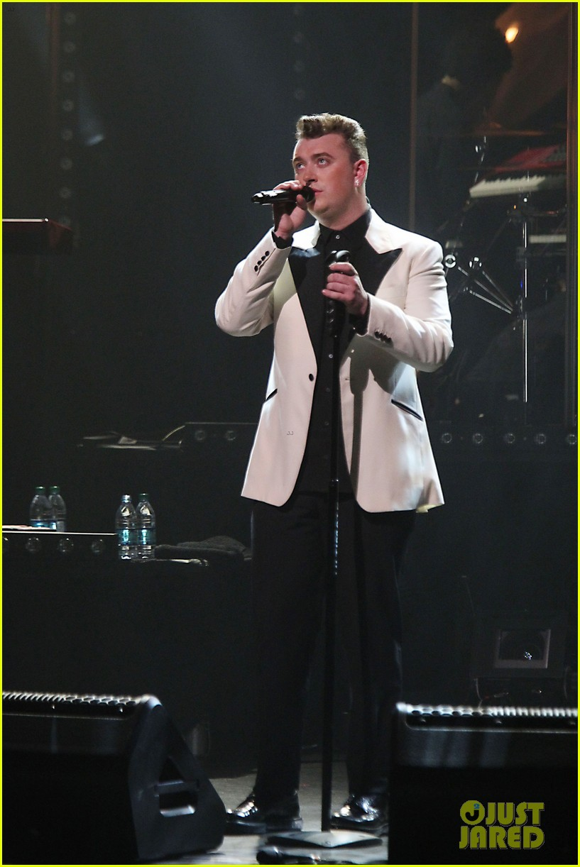 sam smith excited heart broken properly first time 023137912