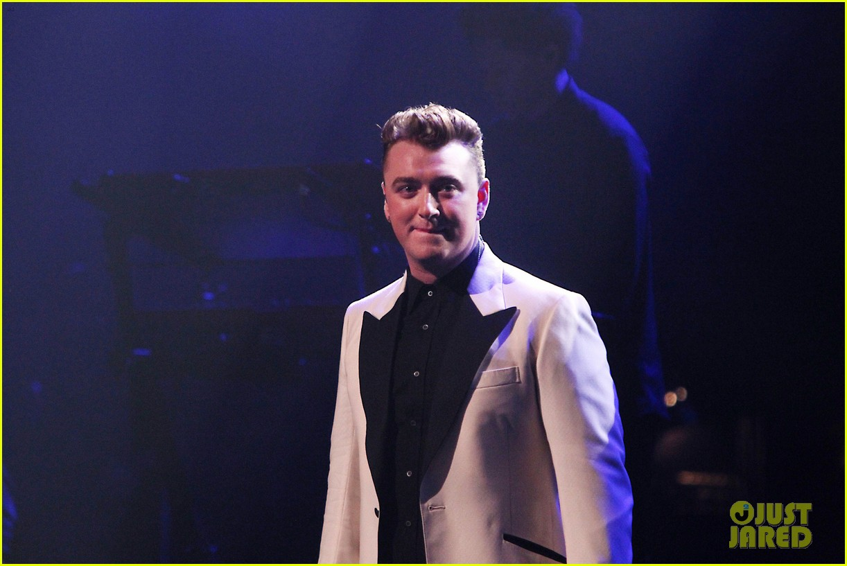 sam smith excited heart broken properly first time 073137917