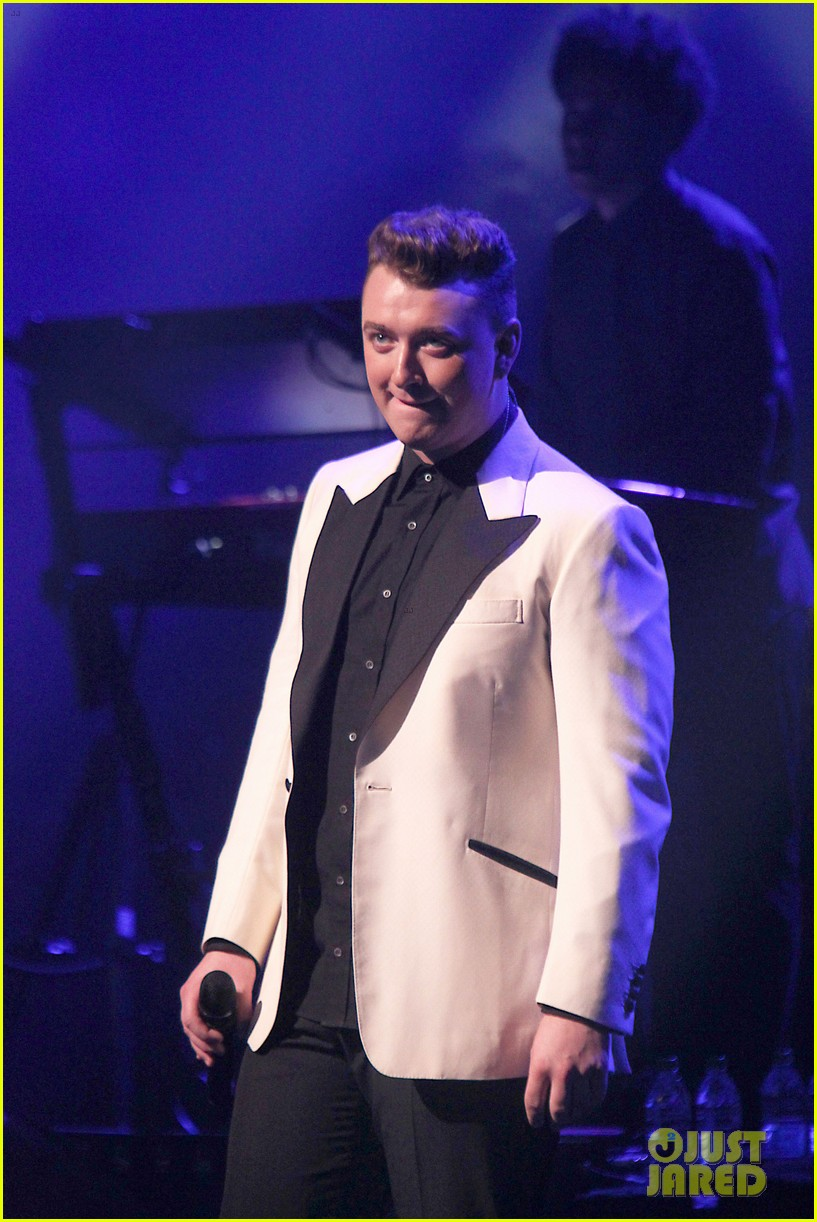 sam smith excited heart broken properly first time 083137918