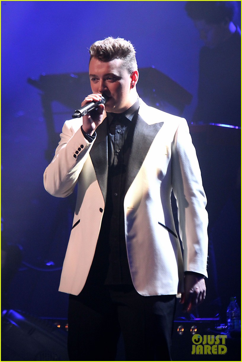 sam smith excited heart broken properly first time 093137919