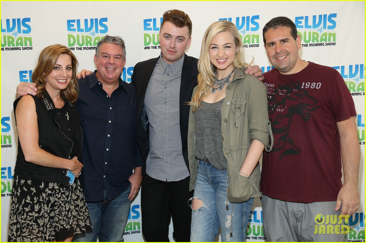 sam smith elvis duran show stop 013137279