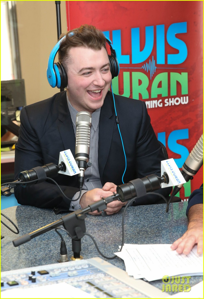 sam smith elvis duran show stop 03