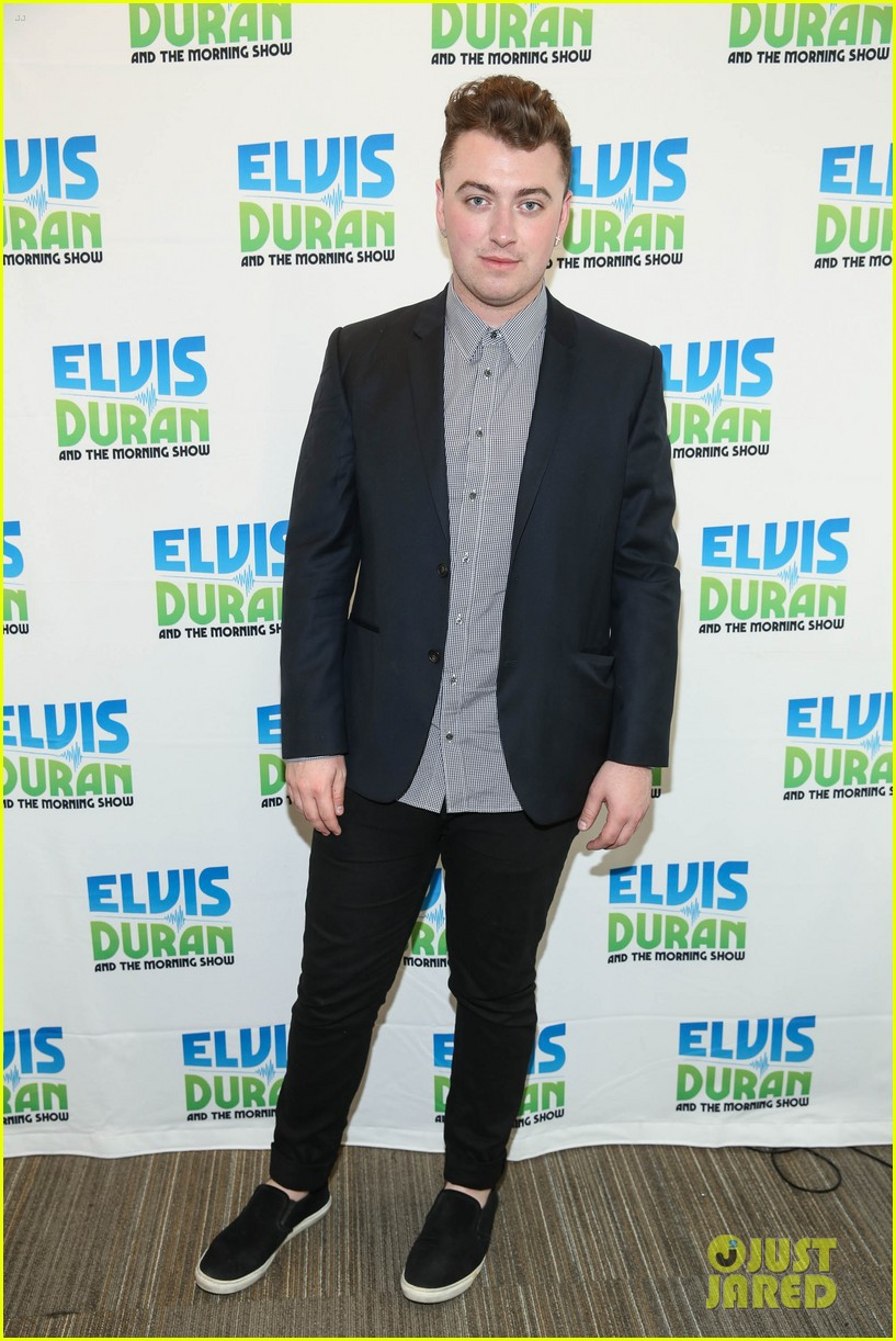sam smith elvis duran show stop 043137282