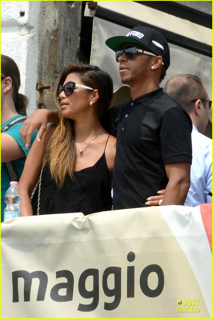 nicole scherzinger lewis hamilton look more in love 253127701