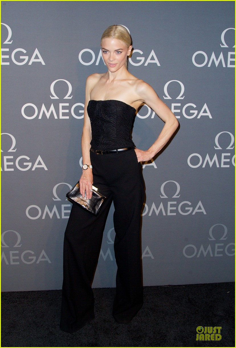 taylor schilling jaime king hang out omega event 053132803
