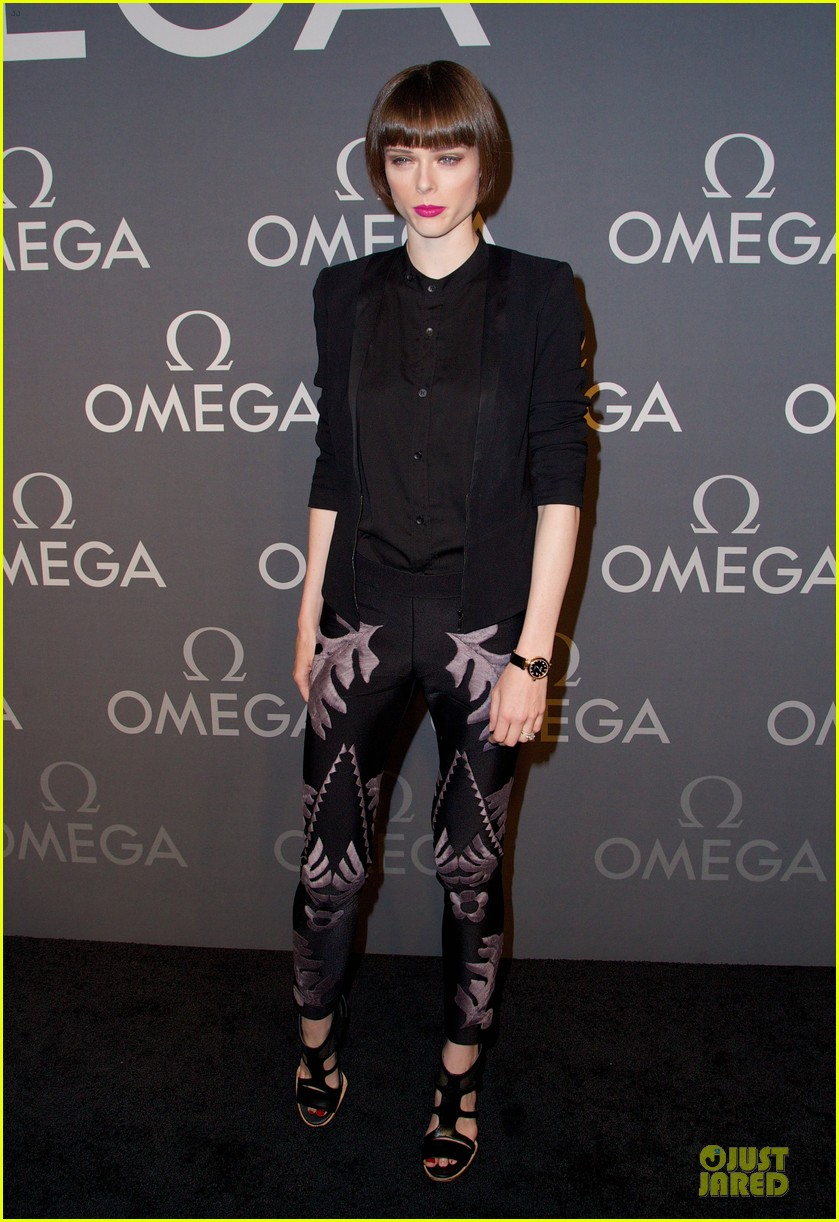 taylor schilling jaime king hang out omega event 073132805