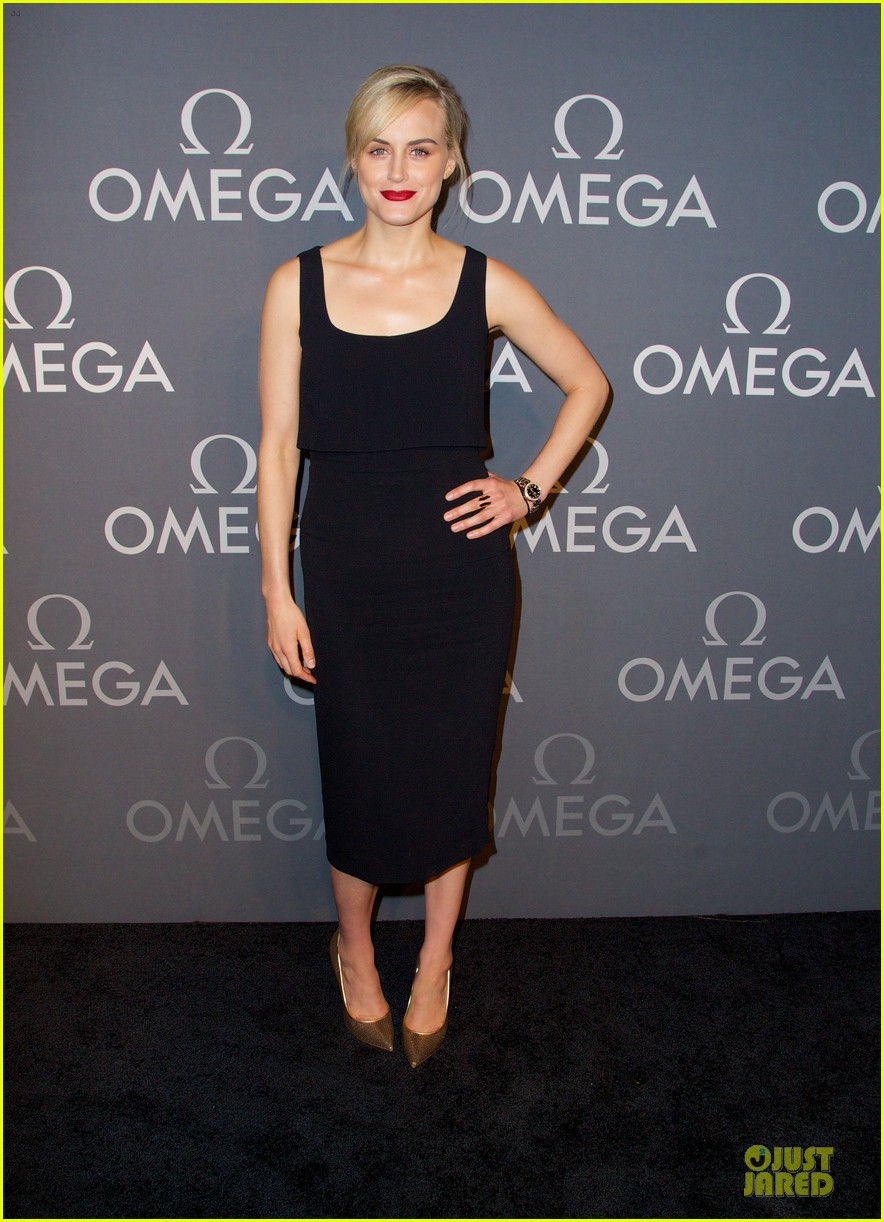taylor schilling jaime king hang out omega event 113132809