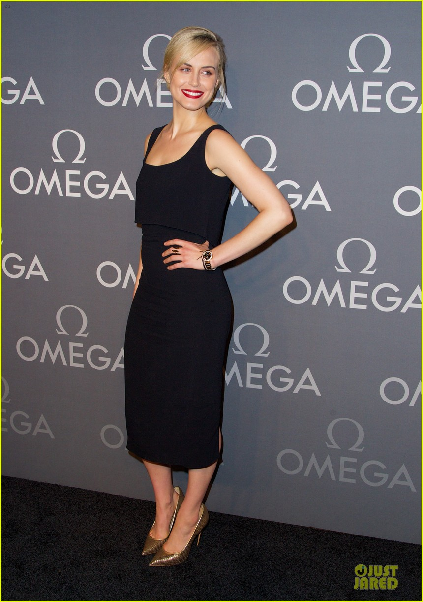 taylor schilling jaime king hang out omega event 123132810