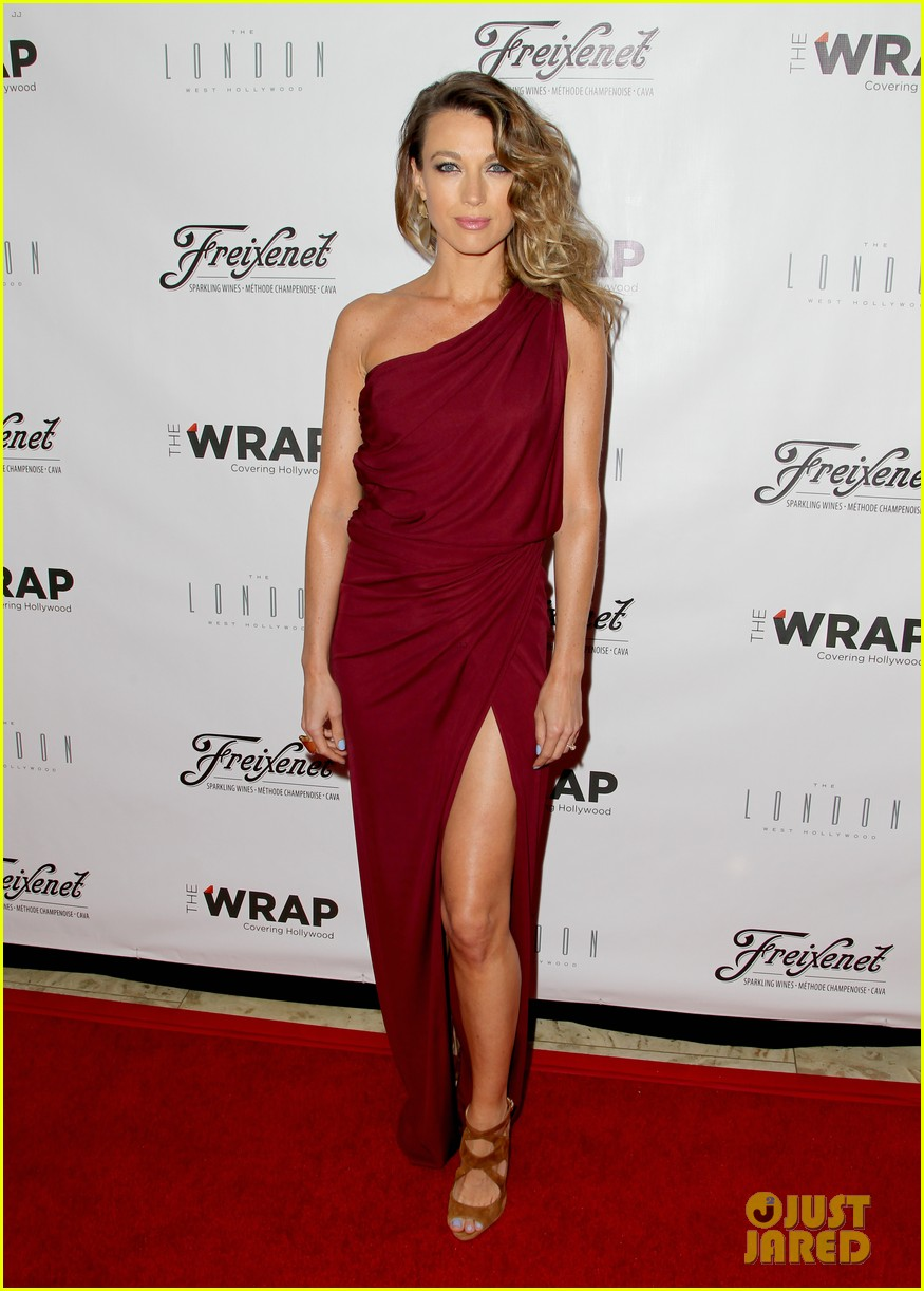 taylor schilling attends thewraps first emmy party 01