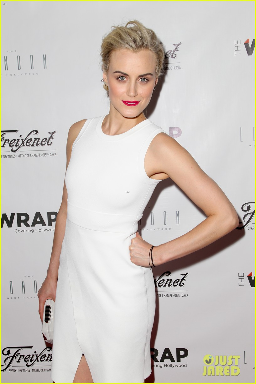 taylor schilling attends thewraps first emmy party 033129668