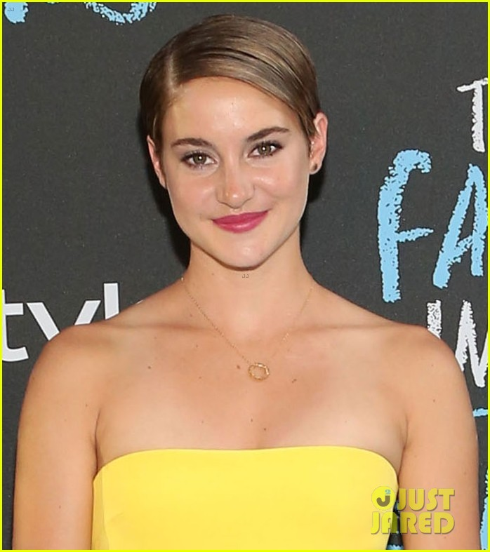 shailene woodley fault in our stars nyc premiere 013126847